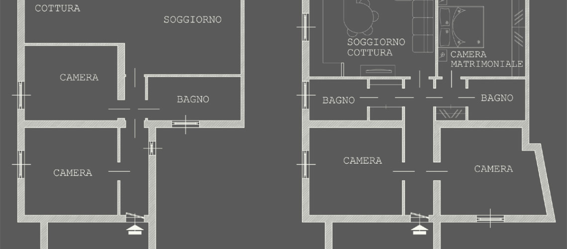 Ampliamento appartamento