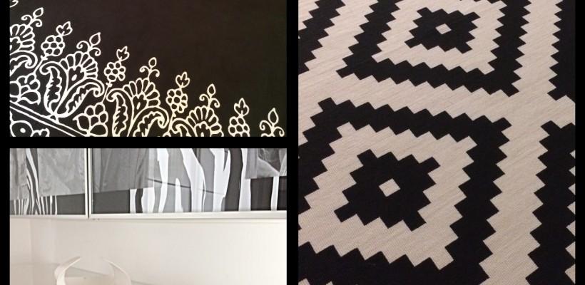 black & white, ispirazioni nordiche