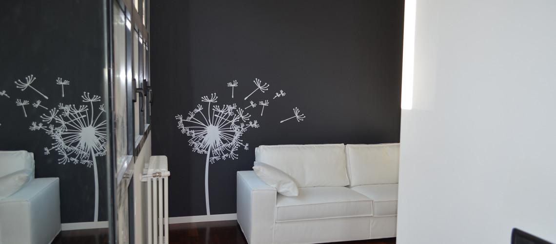 milano - loft white & gray