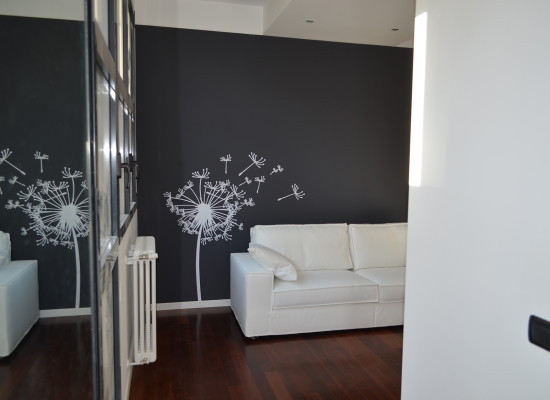 milano - loft white & gray